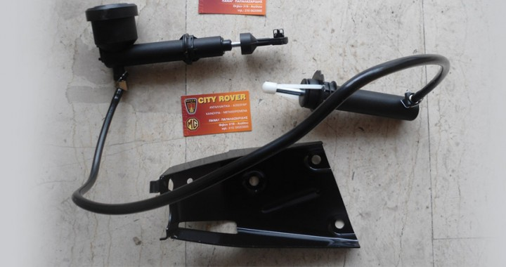 clutch pump freelander